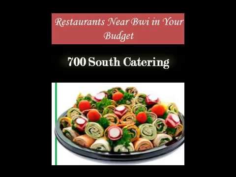Restaurants Near Bwi In Your Budget