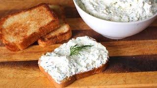 Творожная закуска / Curd spread