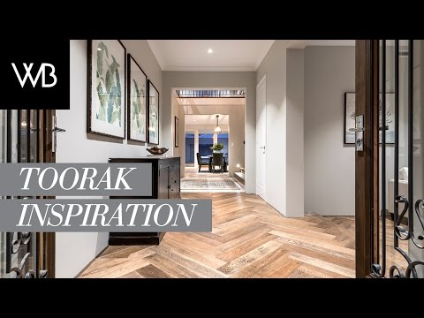 Home Design Inspiration For The Toorak Webb Brown