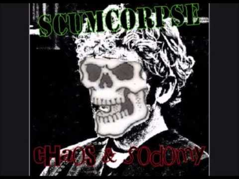 Scumcorpse - Fuck The USA (The Exploited Cover)