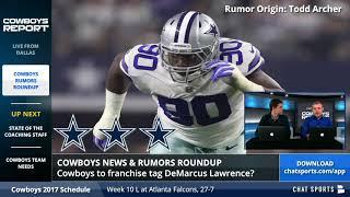 Dallas Cowboys Rumors: Latest On Matt Eberflus, David Irving, John Pagano, Ray Horton And Coaches