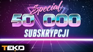 SPECIAL 50 000 Subskrypcji! [Overwatch]