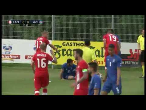 Friendly Match - Canada vs Azerbaijan - 03 June 2016 - Full Match