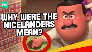 Wreck-It Ralph Theory: Why Felix And The Nicelanders Were Mean To Ralph