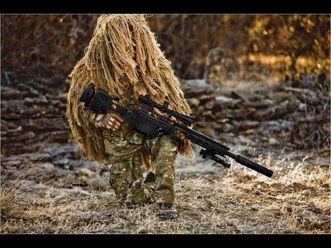 NERF WAR: Shotgun Attack!