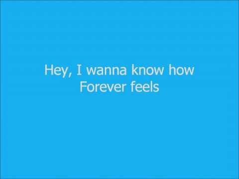Kenny Chesney- How Forever Feels (Lyrics on screen)