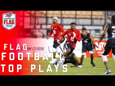 Flag Football Top Plays: Michael Vick, Ochocinco, Nate Robinson and More! | NFL