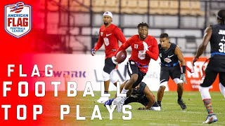 Flag Football Top Plays: Micнael Vick, Ochocinco, Nate Robinson and More! | NFL