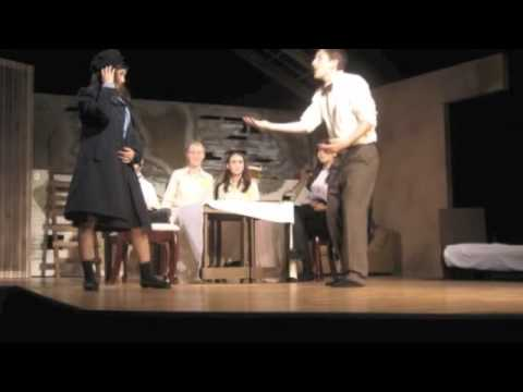 Anne frank the musical youtube for Anne frank musical
