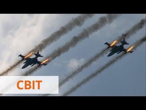 Россия атаковала турецкие