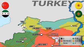 15 февраля 2018. Военная обстановка в Сирии. Израиль заявил об уничтожении 50% ПВО Сирии.