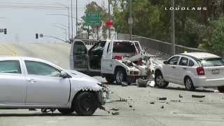 Repossession Gone Wrong, Tow Driver Shot Dead / Compton-South Gate   RAW FOOTAGE