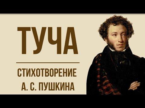 «Туча» А. Пушкина. Анализ стихотворения