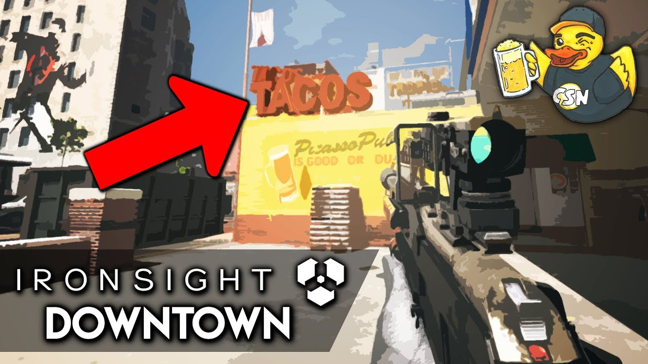 Ironsight - Free Shooter at Aeria Games