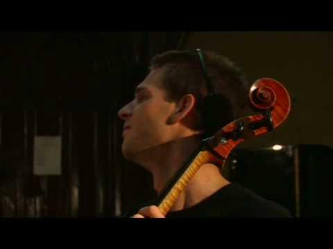 Ensemble Contraste / Oblivion d'Astor Piazzolla / Arrangement Johan Farjot
