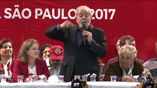 Lula ameaça mandar prender