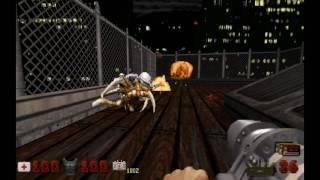 Duke Nukem Advance enemies