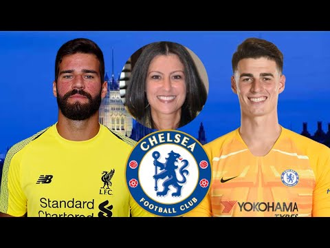 THE TRUTH ABOUT ALISSON BACKER, KEPA, & COURTOIS TRANSFER | TIME FOR CHELSEA TO LEARN