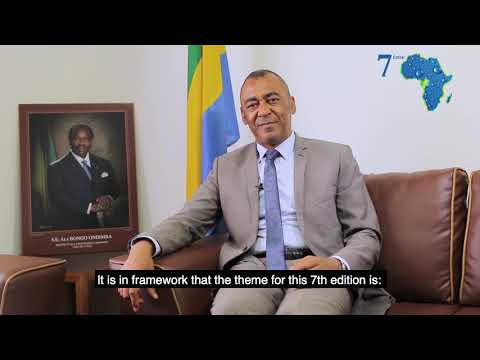 Hon. Patrick Eyogo Edzang, Host Minister for Water and Energy, Gabon