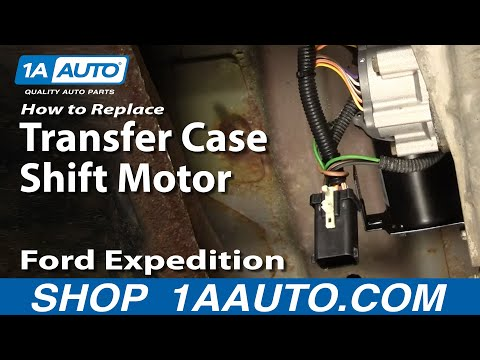 how-to-replace-transfer-case-shift-motor-97-02-ford-expedition
