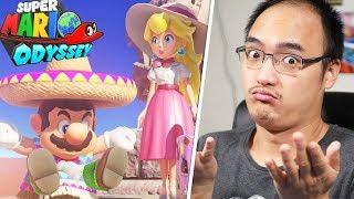 OÙ SE CACHE PEACH CETTE FOIS-CI ? | Super Mario Odyssey #34