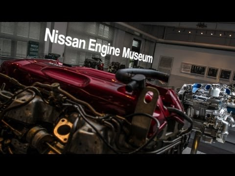 Nissan Engine Museum - Yokohama