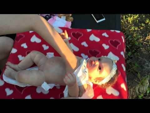 Full Body Silicone Baby Box Opening!!!✨💕💖