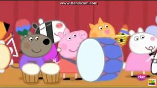 PEPPA PIG  INSTRUMENTOS MUSICALES / LOS MEJORES VIDEOS