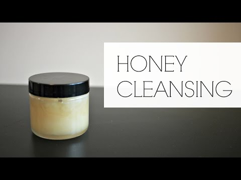 HONEY CLEANSING | Natural Skincare