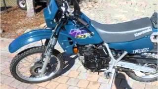1999 Kawasaki KL250-D Used Cars Deland FL