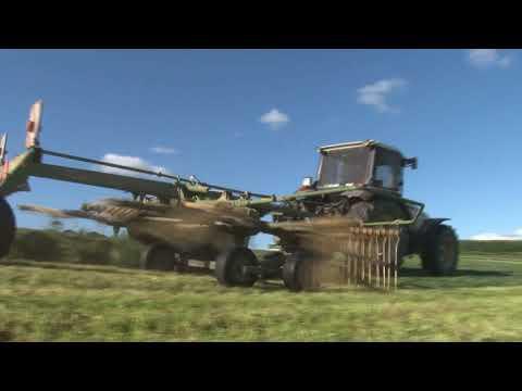 Nowoczesność w rolnictwie cz. 1 - Innowacje w produkcji pasz z użytków zielonych