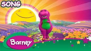 Barney - Mr Sun, Sun, Mister Golden Sun! (15 MINUTES SONG!)