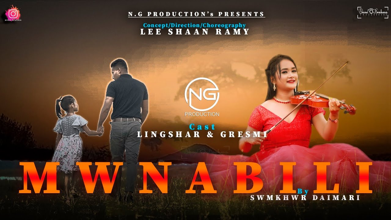 Download MWNABILI_ || Lingshar & Gresmi || Swmkhwr Daimary || Lee Shaan Ramy || Official Music Video 2021