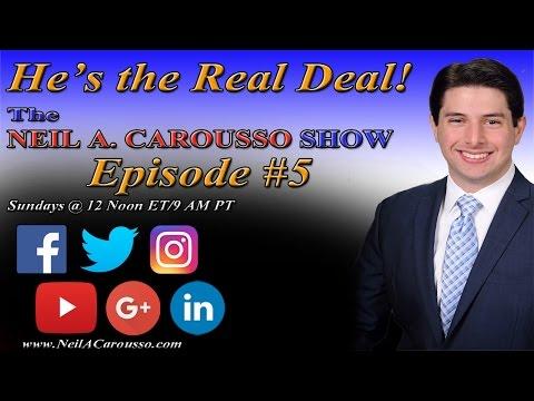 3.12.2017 The Neil A. Carousso Show