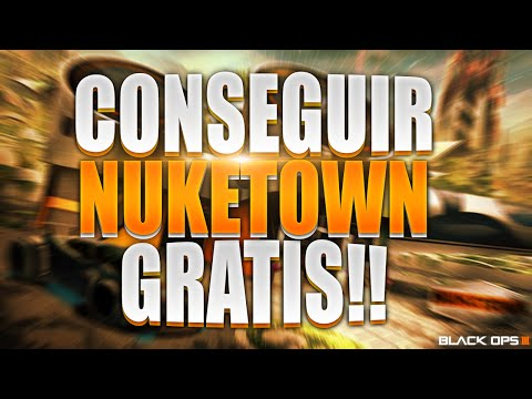 BLACK OPS 3: CONSEGUIR NUKETOWN GRATIS - TUTORIAL