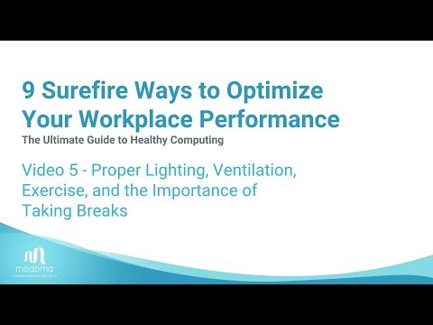9 Surefire Ways to Optimize Your Workplace Performance - Part 5