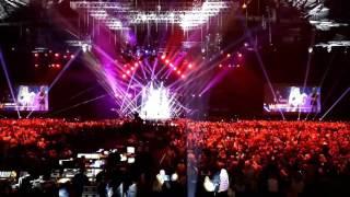 Zara Larsson at Friends Arena / Melodifestivalen 2017