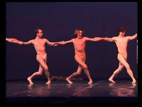 голые парни в балете видео