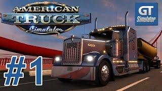 Thumbnail für das American Truck Simulator Let's Play