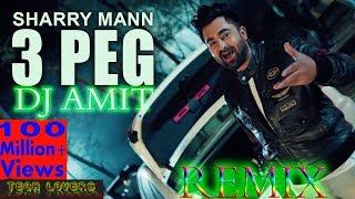 """3 Peg Sharry Mann"" || Feat By Dj Amit || Dj Amit Agra || Flp Link In Discription"