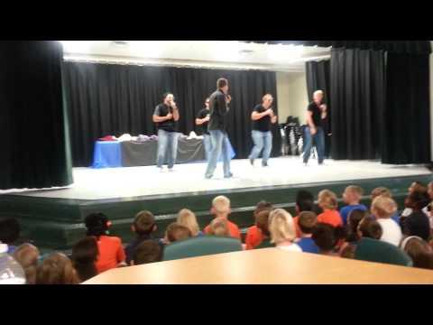 Spessard L Holland Talent Show