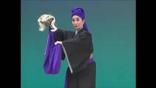 琉球舞踊 翔節会家元 玉城節子