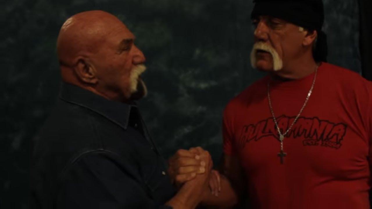 Hulk Hogan Reunites with Superstar BIlly Graham! - YouTube