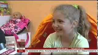 Inwestycja w dobro (Raport z Polski TVP Info, 12.06.2013)