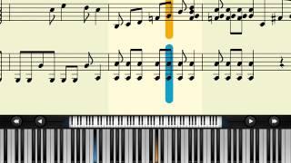 Perfect Piano - Blue Bird (Naruto)
