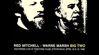 Red Mitchell & Warne Marsh - It Could Happen to You