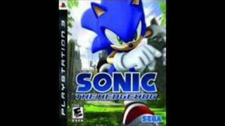 "Sonic the hedgehog 2006 ""Mephiles Boss"" Music"
