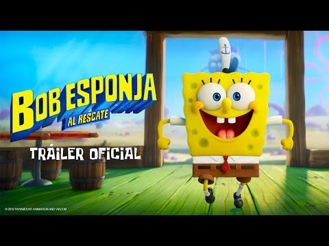 Bob Esponja Al Rescate | Trailer Oficial | Paramount Pictures International