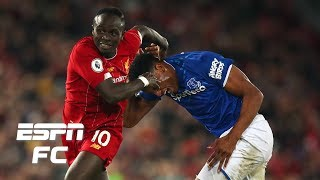Liverpool vs Everton analysis Sadio Mane has become 39the man39 for the Reds  Premier League