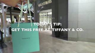 Tiffany's FREE Jewelry Cleaning! Not clickbait, I got it FREE